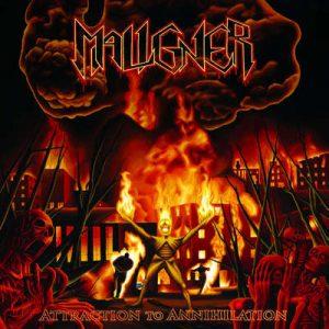 """MALIGNER: Track vom """"Attraction to Annihilation"""" Album"""