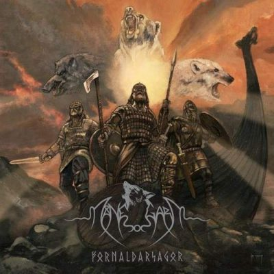 "MANEGARM: Lyric-Video vom ""Fornaldarsagor"" Album"