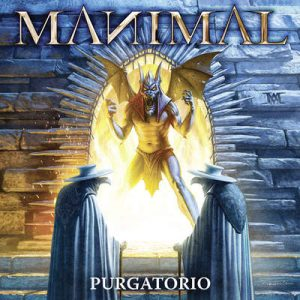 "MANIMAL: Neues Album ""Purgatorio"""