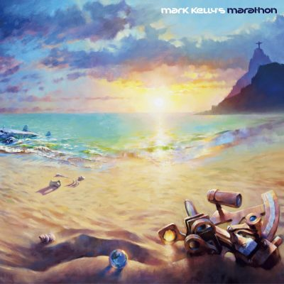 MARK KELLY´S MARATHON: Soloprojekt des MARILLION-Keyboarders