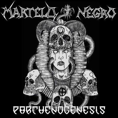 """MARTELO NEGRO: Video-Clip vom """"Parthenogenesis"""" Album"""