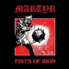 MARTYR: Fist Of Iron