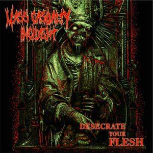 """MASS CASUALTY INCIDENT: Track von der """"Desecrate Your Flesh"""" EP"""