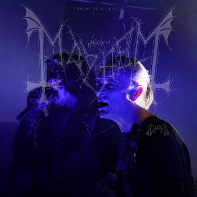 MAYHEM, GAAHLS WYRD, GOST: Hall of Fame, CH-Wetzikon, 20.11.2019