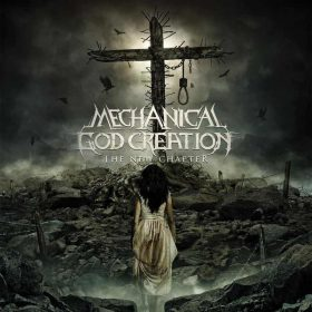 """MECHANICAL GOD CREATION: Track vom """"The New Chapter"""" Album"""