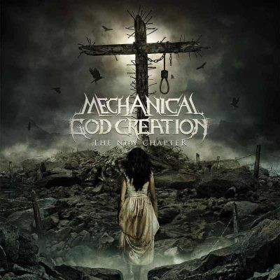"MECHANICAL GOD CREATION: Track vom ""The New Chapter"" Album"