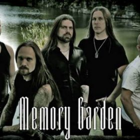 MEMORY GARDEN: neues Album im April