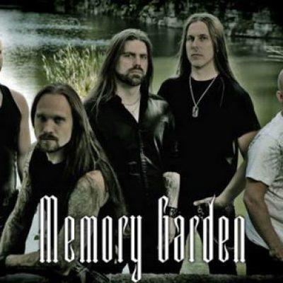 MEMORY GARDEN: neues Album im April