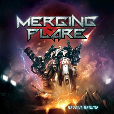 "MERGING FLARE: Video-Clip vom ""Revolt Regime"" Album"