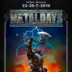 METALDAYS 2018: mit JUDAS PRIEST & CHILDREM OF BODOM
