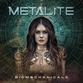 "METALITE: Video-Clip vom Modern Melodic Metal Album ""Biomechanicals"""
