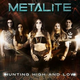 "METALITE: covern ""Hunting High And Low"" von STRATOVARIUS"