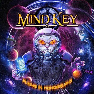 "MIND KEY: Neues Progressive Metal-Album ""MKIII – Aliens in Wonderland"""