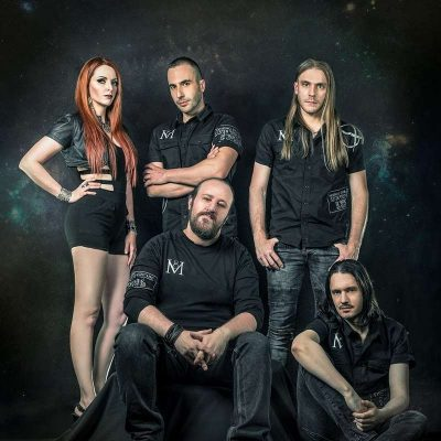 "MOONLIGHT HAZE: Video-Clip vom ""De Rerum Natura"" Album"