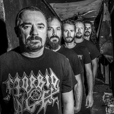 """MORTUARY: kündigen neues Album """"The Autophagous Reign"""" zum 30-Jahr-Jubiläum an"""