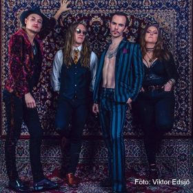 """MOTHER MERSY: neue Blues Rock Single """"Girl with Ocean Eyes"""""""