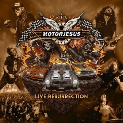 "MOTORJESUS: Video vom ersten Live-Album ""Live Resurrection"""
