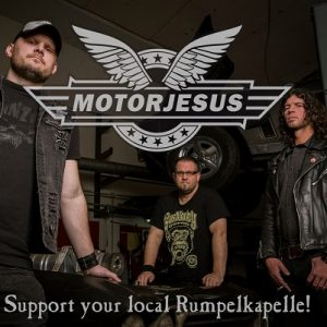 MOTORJESUS: Support your local Rumpelkapelle!