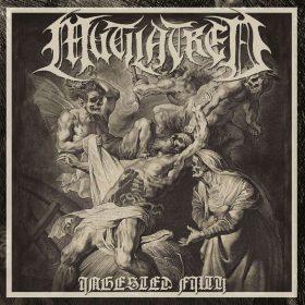 """MUTILATRED: Titeltrack von neuer """"Ingested Filth"""" EP"""