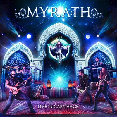 "MYRATH: Livealbum ""Live In Carthage"" mit erstem Video"