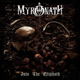 "MYRONATH: erste Single vom neue Black Metal Album ""Into the Qliphoth"""