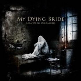 MY DYING BRIDE: neues Album ´A Map Of All Our Failures´ im Oktober