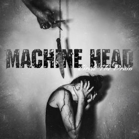 "MACHINE HEAD: neuer Song ""Circle The Drain"""