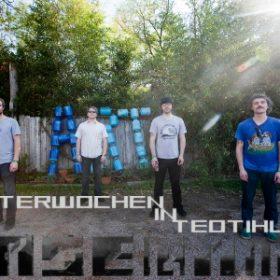 MASERATI: Flitterwochen in Teotihuican