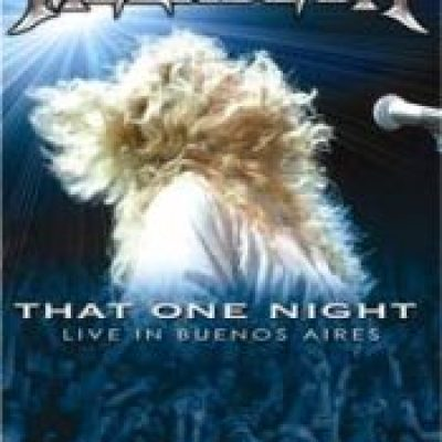 MEGADETH: That One Night – Live In Buenos Aires [DVD-Import]