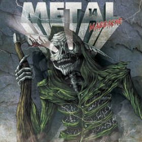 "METAL BLADE RECORDS: kündigt ""Metal Massacre XIV"" an"
