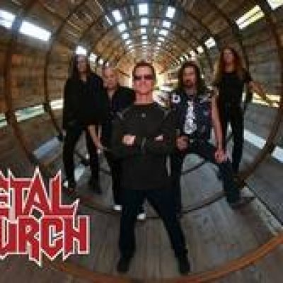METAL CHURCH: im Mai auf Europa-Tournee