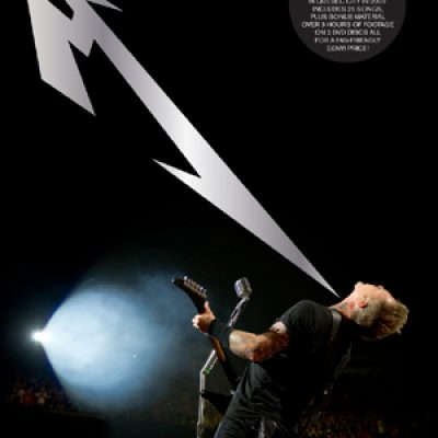 METALLICA: Live-DVD ´Quebec Magnetic´