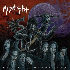 "MIDNIGHT: Labeldeal bei Metal Blade und erste Single ""Rebirth By Blasphemy"""