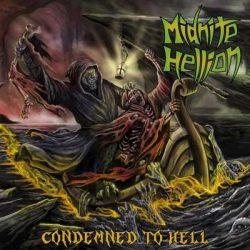 """MIDNITE HELLION: kündigen """"Condemned to Hell""""-Album an"""