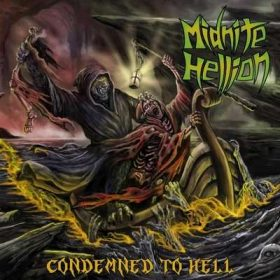 "MIDNITE HELLION: kündigen ""Condemned to Hell""-Album an"