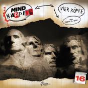 MINDNAPPING: Folge 16 – Vier Köpfe [Hörspiel]