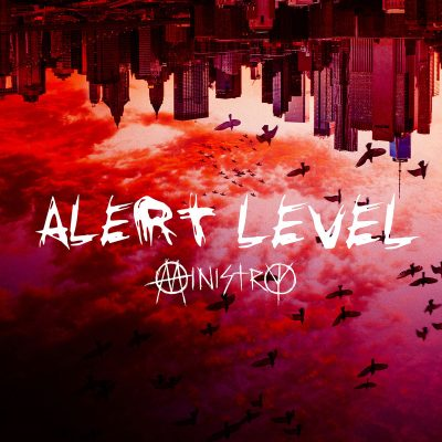"MINISTRY: neuer Song ""Alert Level (Quarantined Mix)"""