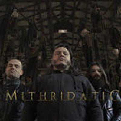 MITHRIDATIC: unterschreiben bei Kaotoxin Records