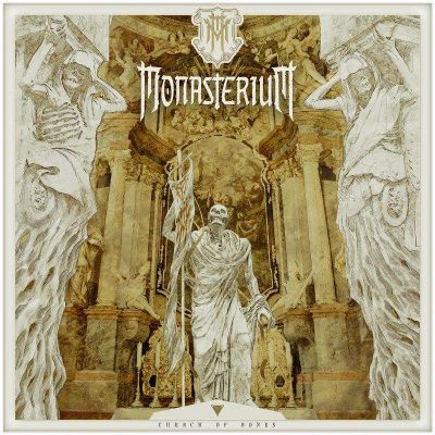 "MONASTERIUM: kündigen Doom Album ""Church of Bones"" an"