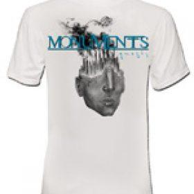 MONUMENTS: Shirts zu gewinnen, Tour mit JEFF LOOMIS