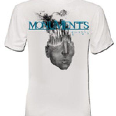 MONUMENTS: Shirts zu gewinnen