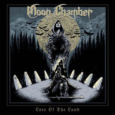 """MOON CHAMBER: Neues Album """"Lore Of The Land"""" aus dem Umfeld von CRYSTAL VIPER und SARACEN"""