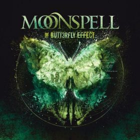 """MOONSPELL: Re-Release von """"The Butterfly Effect"""" im August"""
