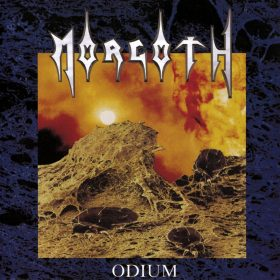Morgoth Odium CD-Cover