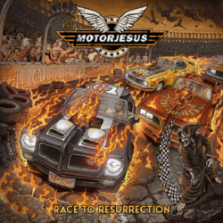 "MOTORJESUS: neues Album ""Race To Ressurection"" im Juni"