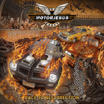 "MOTORJESUS: Video zu ""Speedway Sanctuary"" vom Album ""Race To Resurrection"""