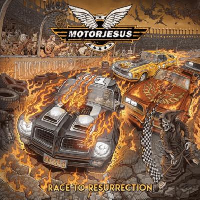 "MOTORJESUS: Video zu ""Speedway Sanctuary"" vom Album ""Race To Resurrection"""