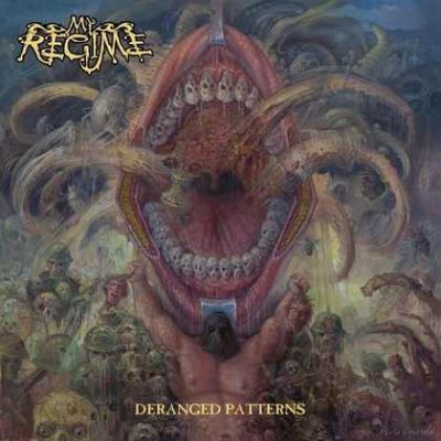 "MY REGIME: neues Album ""Deranged Patterns"""