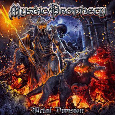 """MYSTIC PROPHECY: zweiter Song vom neuen Album """"Metal Division"""""""