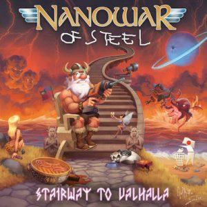 """NANOWAR OF STEEL: Lyric-Video vom """"Stairway To Valhalla"""" Album"""